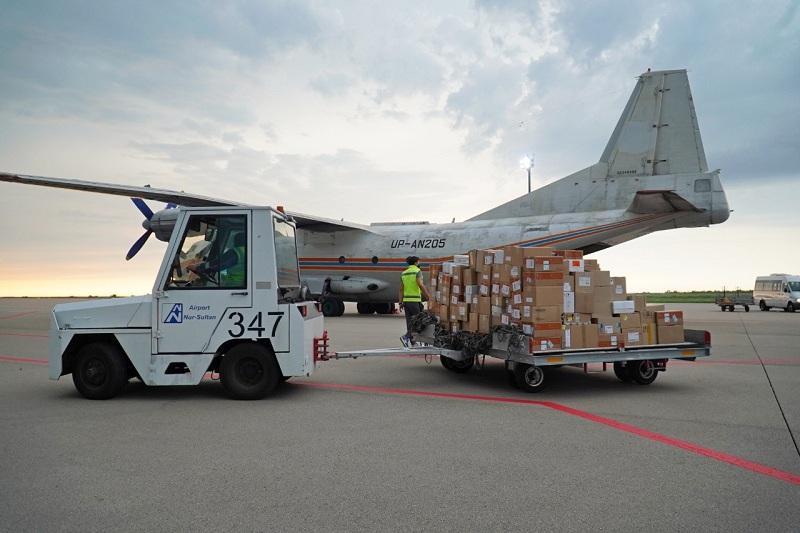 В Нур-Султан доставили 600 тысяч упаковок клексана, дексаметазона и других препаратов 1