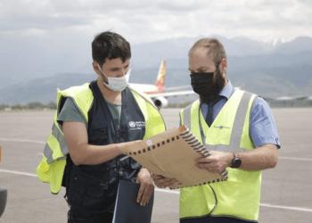 ВОЗ отправила в Казахстан 53 тонны груза на 2,7 млн долларов 1