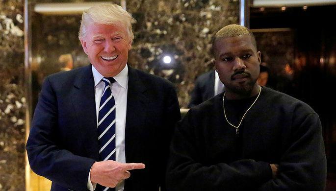 Известный рэпер Канье Уэст официально зарегистрировался кандидатом в президенты США 1
