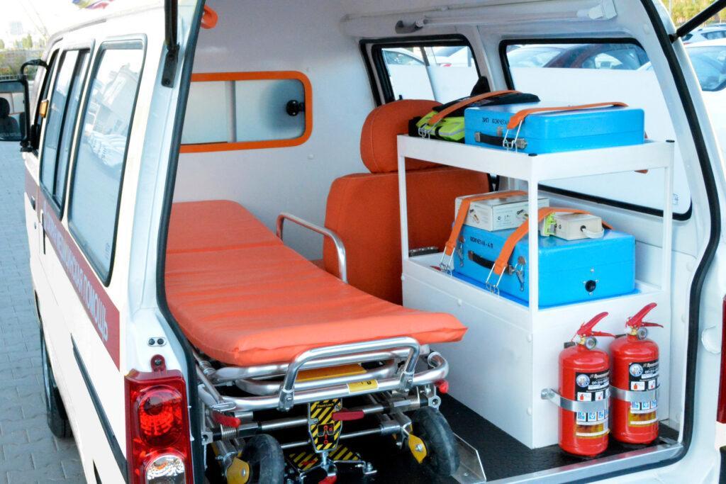 Kaspi.kz дарит 100 машин скорой помощи 1