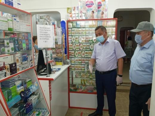 В Шымкенте наблюдается децифит лекарственных средств 1
