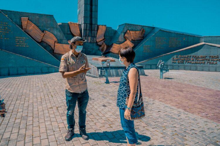 Известный путешественник застрял на полгода в Казахстане из-за карантина 1