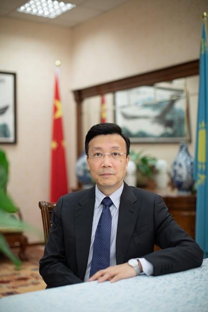 Казахстан и Китай. Всестороннее сотрудничество 1