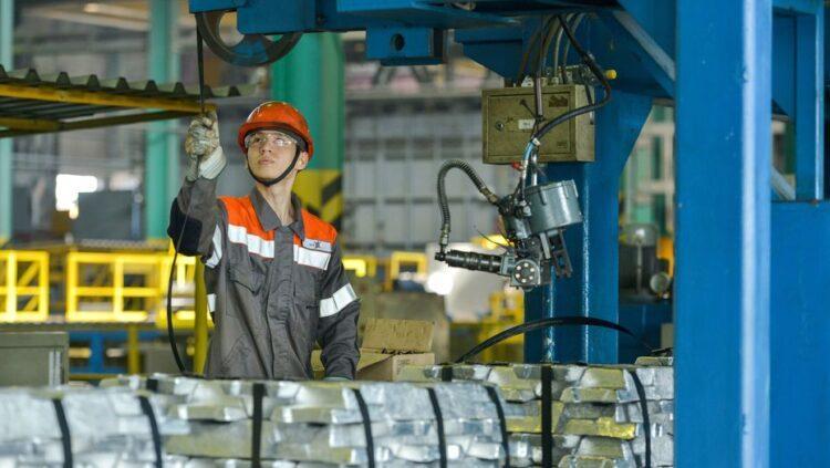 Фото пресс-службы Казахстанского электролизного завода