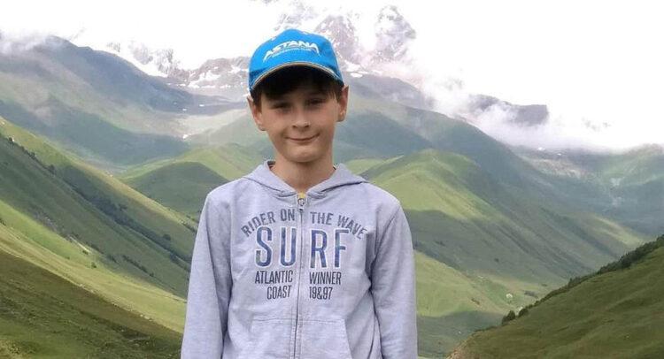 Жителям Грузии разослали сообщения о пропаже подростка из Казахстана 1