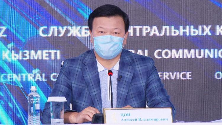 Алексей Цой высказался о задержании вице-министра Олжаса Абишева 1