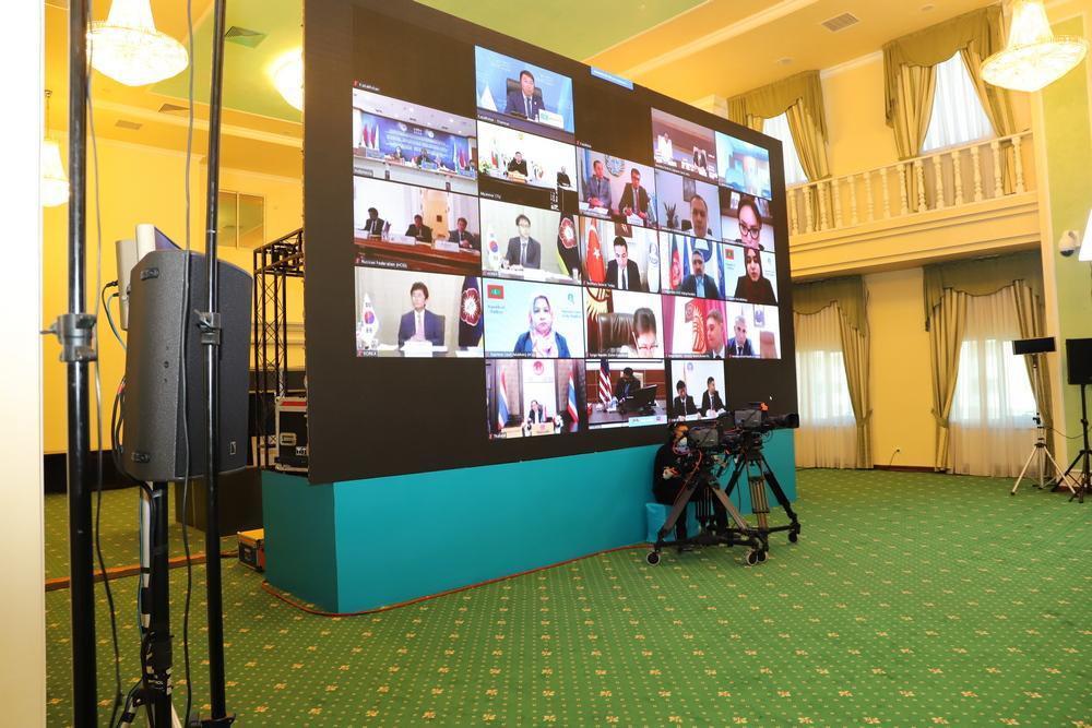 Генеральные секретари ААСС обсудили ряд важных вопросов в работе организации 2