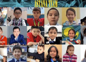 Казахстанская федерация шахмат