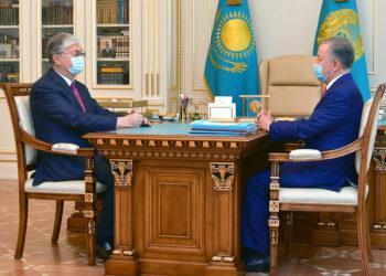 Токаев назвал приоритет работы депутатского корпуса Казахстана 1