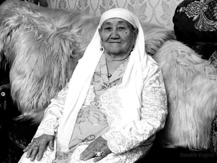 Скончалась мама начальника ДП Западно-Казахстанской области 1