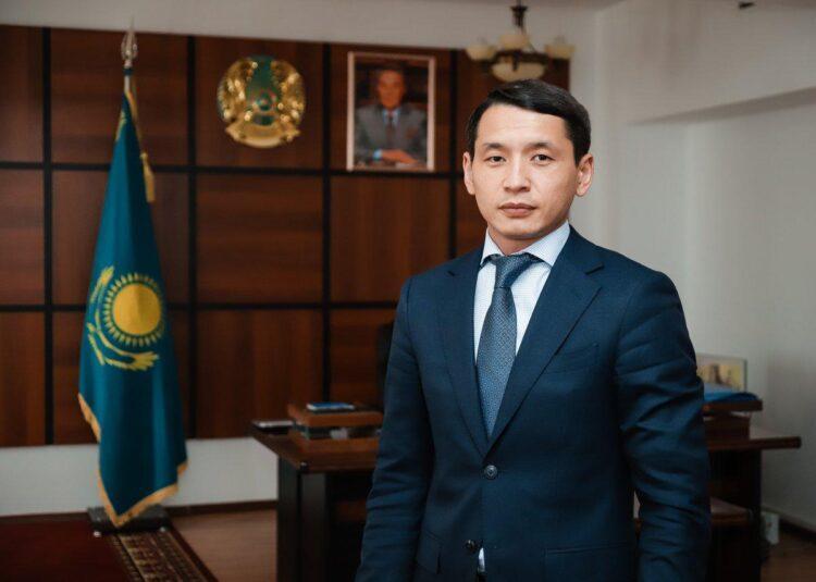 Один из самых молодых проректоров в Казахстане выдвинул свою кандидатуру на праймериз Nur Otan 1