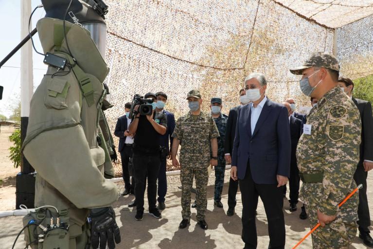 Касым-Жомарт Токаев о взрыве в Арыси: Мы не должны повторить подобной ситуации 2