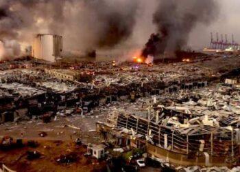 Взрывы в Бейруте: Сколько казахстанцев пострадало 4