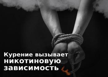 Какие новые страшные картинки будут печатать на пачках сигарет в Казахстане 1