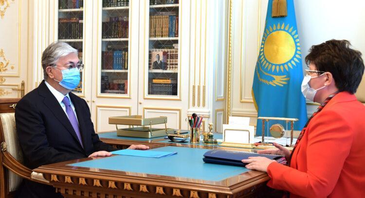 Токаев будет лично контролировать антикризисные расходы бюджета 1