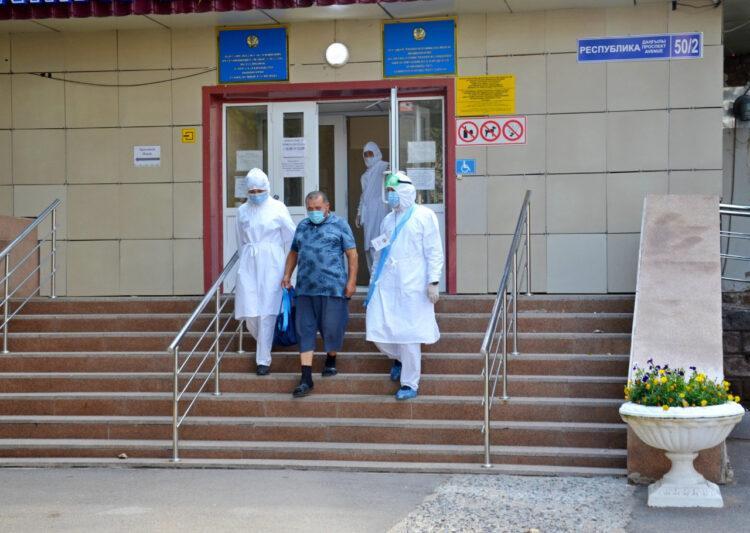 В Нур-Султане выздоровели 76% пациентов с коронавирусом 1