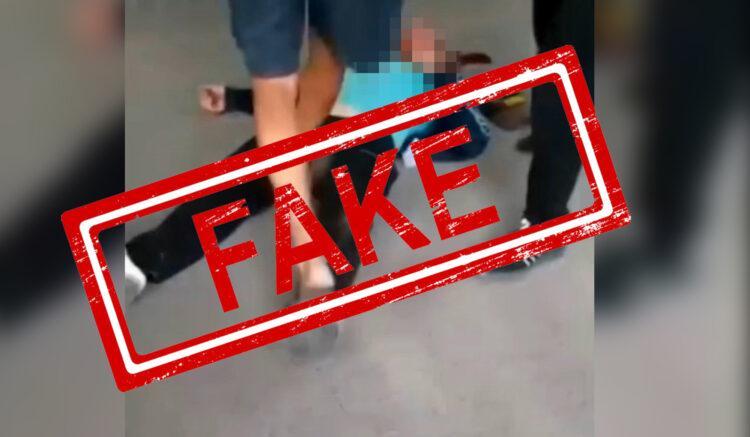 """Пойман педофил"": В Караганде нашли автора фейка про избитого мужчину 1"
