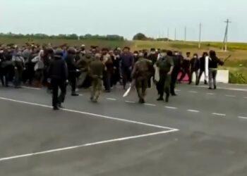 Стычка на казахстанско-российской границе: В Росгвардии уверяют, что не вмешивались в конфликт 2