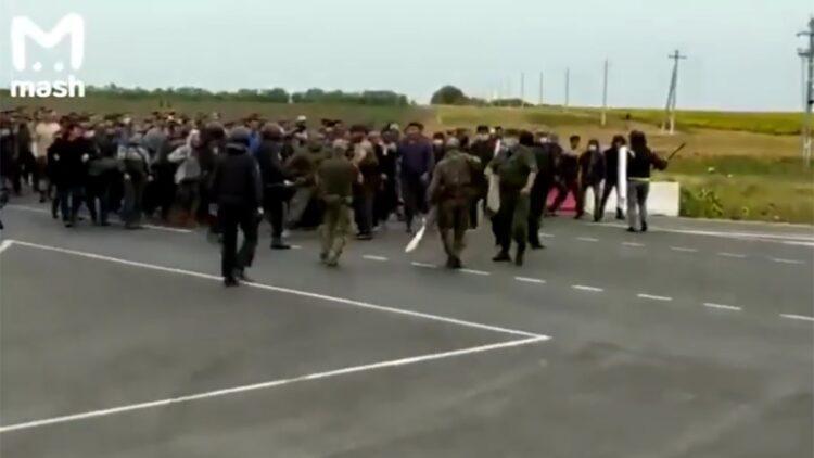 Стычка на казахстанско-российской границе: В Росгвардии уверяют, что не вмешивались в конфликт 1