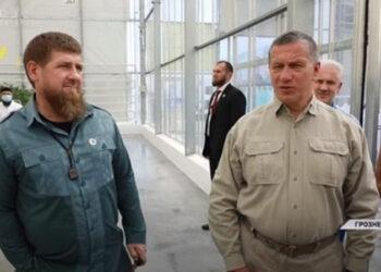 Кадыров проигнорировал масочный режим и возмутил жителей Чечни 2