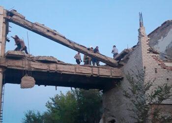 Двое казахстанцев погибли в заброшенном здании при попытке сделать селфи 1