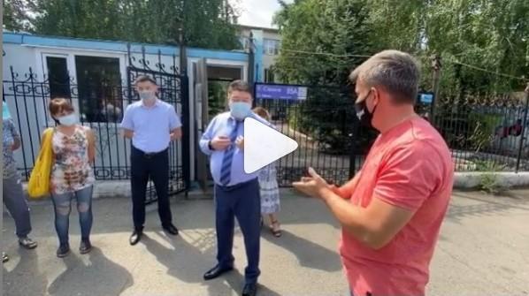 «Все, голову не морочьте» - главный санврач Алматинской области на жалобы продавцов 1