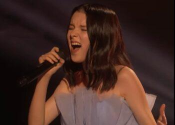 Данэлия Тулешова вновь покорила фанатов в шоу America's Got Talent 4