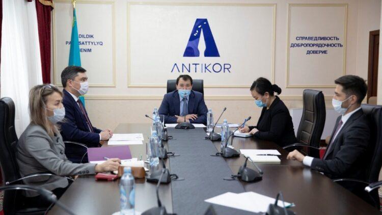 Фото: пресс-служба Агентства РК по противодействию коррупции