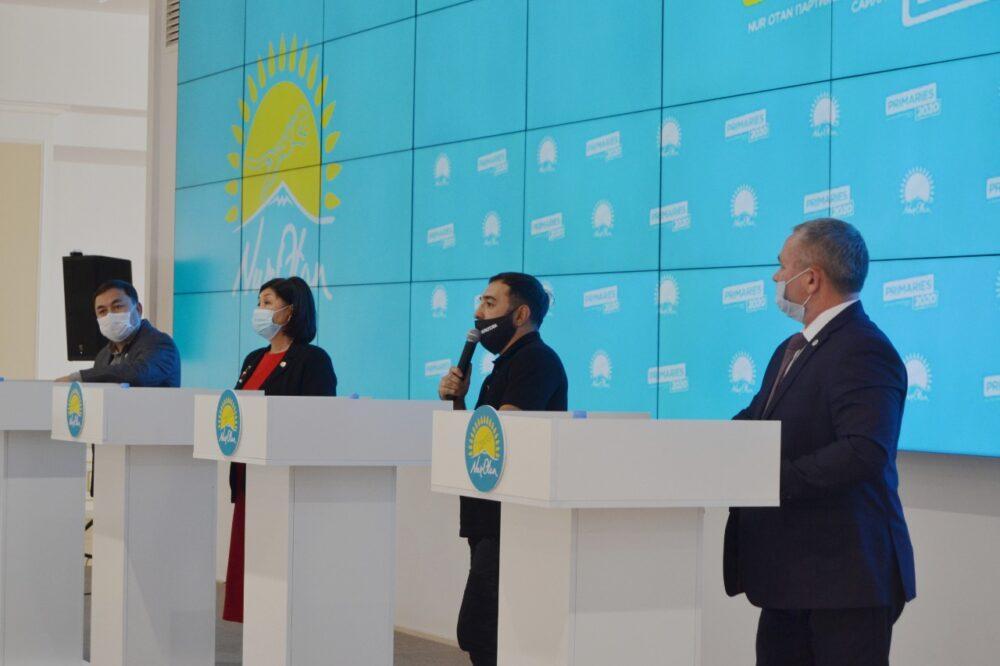 Свыше 600 участников праймериз приступили к дебатам в СКО 1
