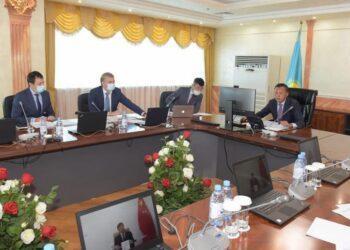 Фото: пресс-служба АО «НК «ҚТЖ»