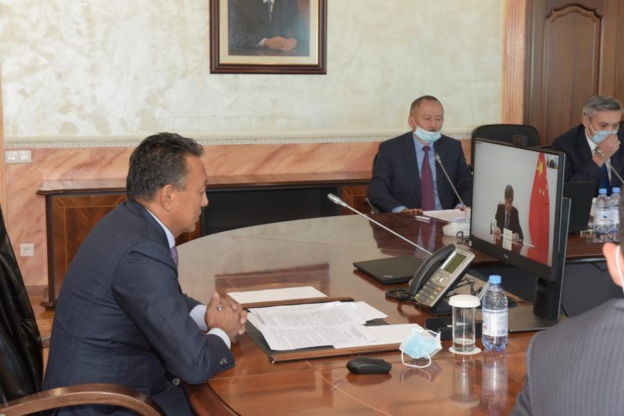 Объем грузоперевозок между Казахстаном и Китаем достигнет 21 млн тонн в 2020 году 1