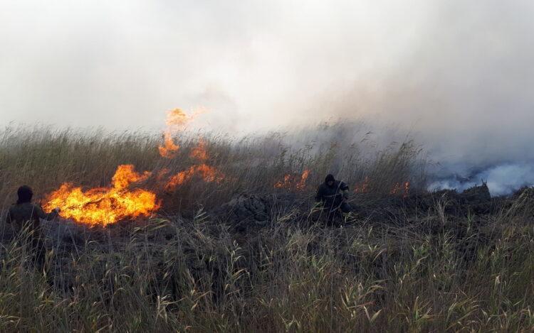 Фото: пресс-служба ДЧС Атырауской области