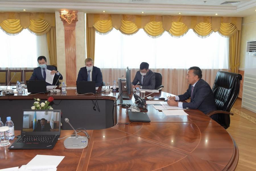 Объем грузоперевозок между Казахстаном и Китаем достигнет 21 млн тонн в 2020 году 2