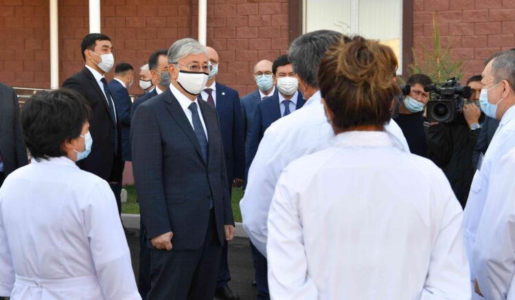 Токаев признал ошибки Минздрава и призвал готовиться ко второй волне коронавируса 1