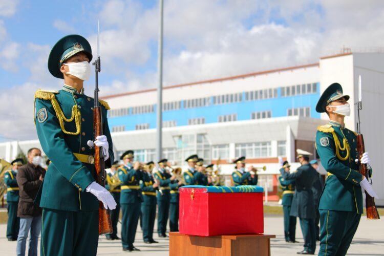 Фото: пресс-служба Министерства обороны РК