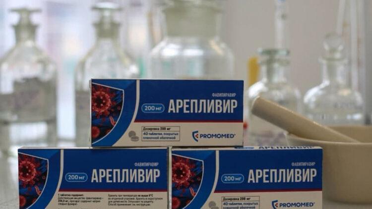Стала известна цена российского лекарства от коронавируса 1