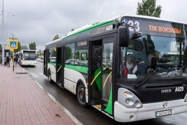Автобус сбил несовершеннолетнего мальчика в Нур-Султане 1