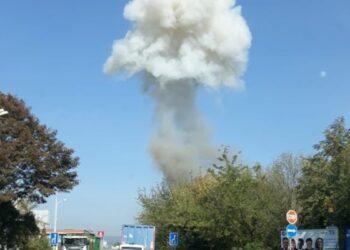 В Чехии произошла серия взрывов 2
