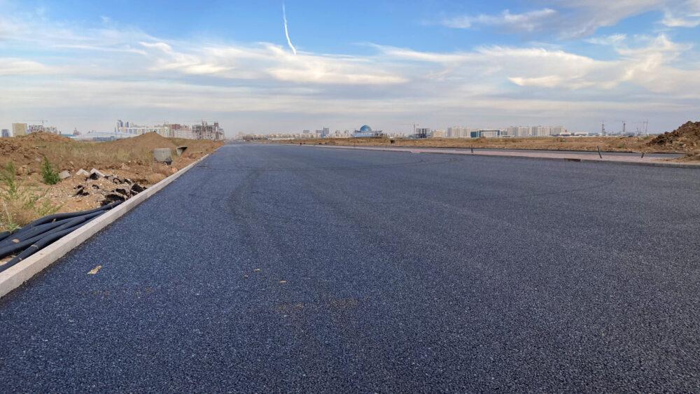 Дорогу в никуда за 9,3 млрд тенге строят в Нур-Султане 1