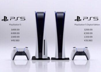 Стала известна официальная цена и дата выхода PlayStation5 4