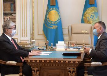 Токаев обсудил первый опыт Казахстана по проведению выборов в условиях пандемии 1