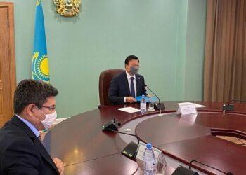 Подписан меморандум о финансировании строительства больниц в Казахстане 1