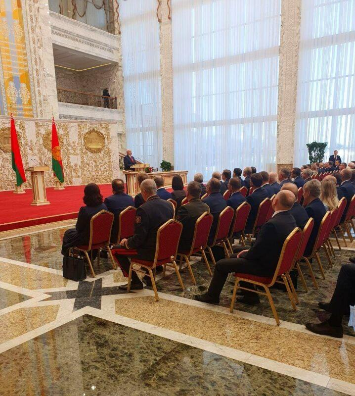 Лукашенко и Тайная комната: как президент Белоруссии прошел инаугурацию 1