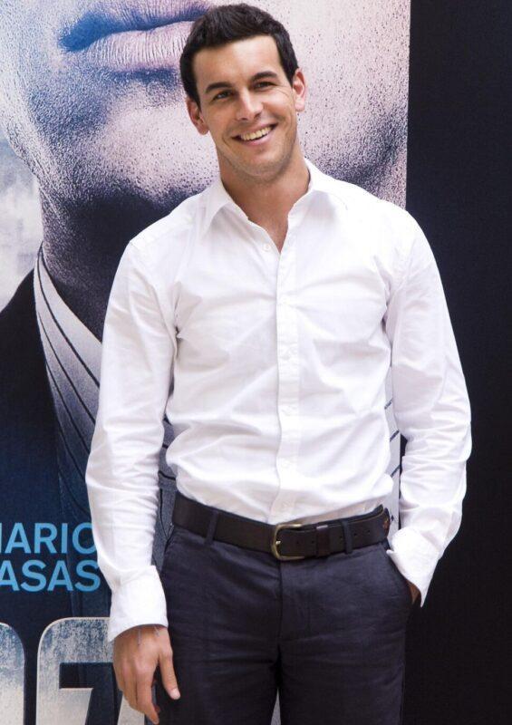 Димаш занял шестое место в рейтинге самых горячих мужчин в мире 13