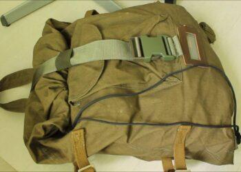 Астанчанин прятался в мешке от полицейских 3