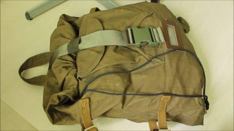 Астанчанин прятался в мешке от полицейских 1