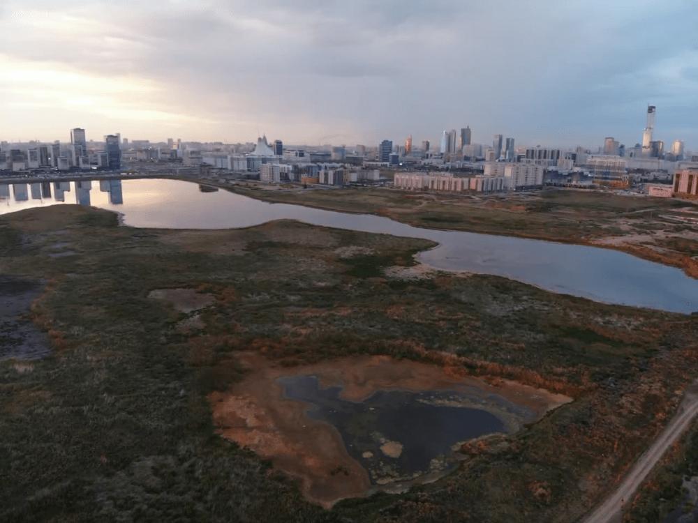 Малый Талдыколь: Ученые выступили против осушения озера в Нур-Султане 8