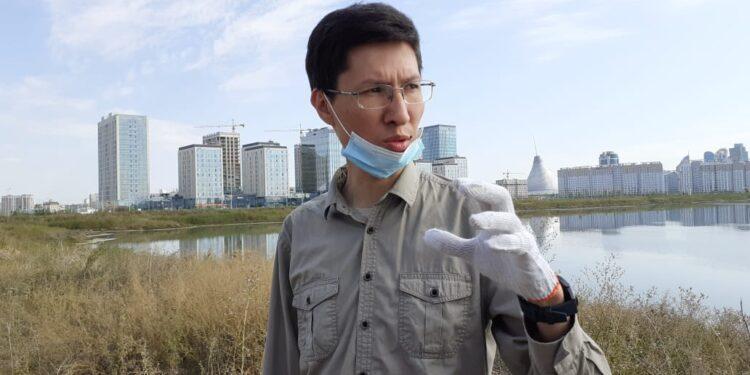 Малый Талдыколь: Ученые выступили против осушения озера в Нур-Султане 5