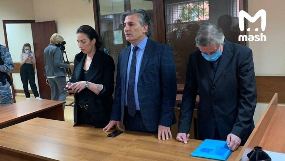Михаила Ефремова приговорили к восьми годам тюрьмы