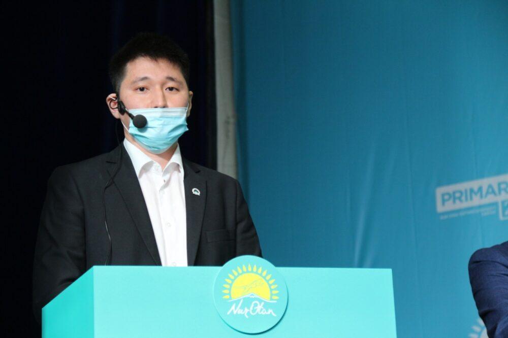Праймериз Nur Otan: В Уральске прошли первые публичные дебаты среди участников 3